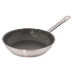 "9-1/2"" Excalibur Coated SS Fry Pan"
