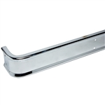 Step Van Rear Bumper 90 Degree