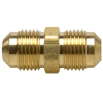 Brass Union Coupling - Flare x Flare