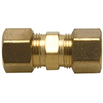 Brass Union Coupling - Compression x Compression